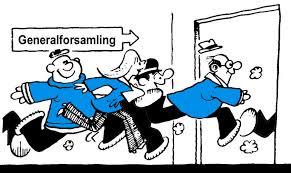 Generalforsamling 2020 @ Air transport wing, parolesalen | Vadum | Danmark
